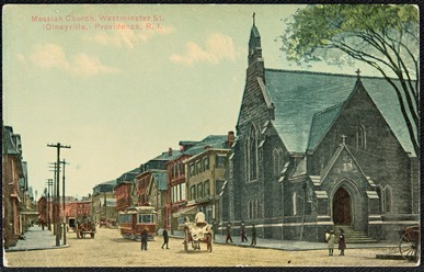Cathedral Postcard